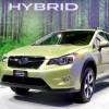 Crosstrek Hybrid