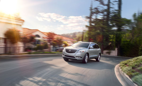 Buick Enclave History