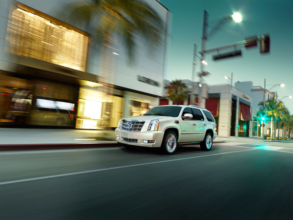 Cadillac Escalade Hybrid History