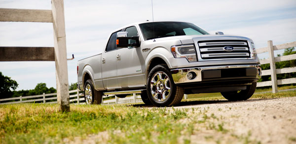 Ford F-150: 2013 Ford US Sales