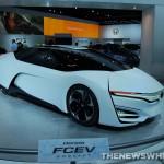 Honda FCEV Concept at 2014 NAIAS