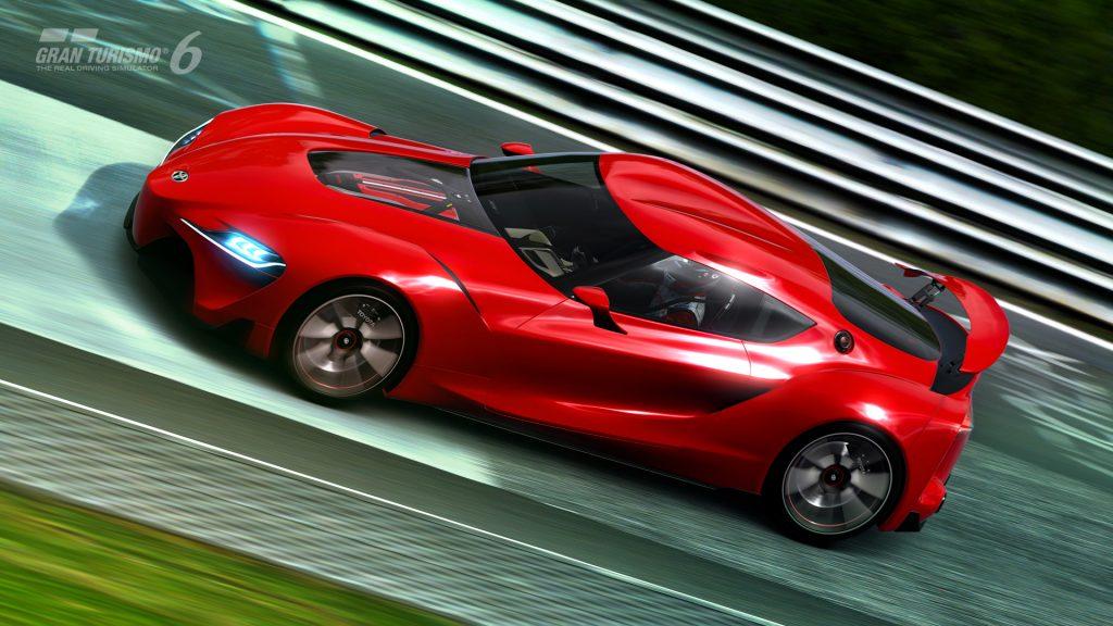 Gran Turismo 6 FT-1 Concept