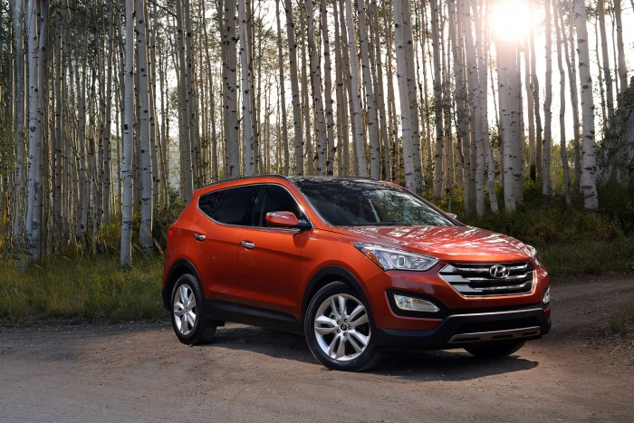 Hyundai Santa Fe Nabs Cars.com Best Family Car Award