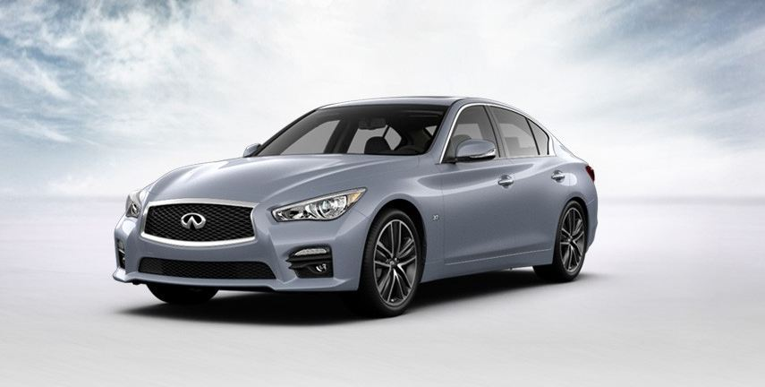 2014 Infiniti Q50 overview