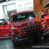 Chrysler NAIAS Display: Jeep NAIAS Cherokee