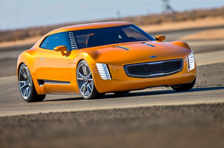 Kia GT Concept Production Delayed Until 2017 - The News Wheel