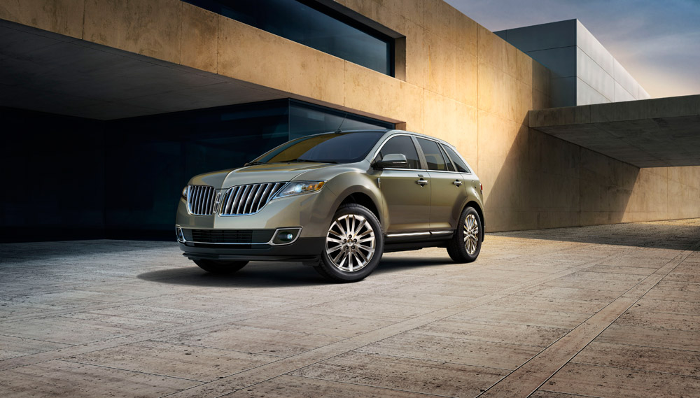 Lincoln MKX History