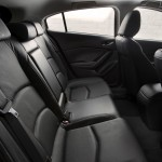 2014 Mazda3 Backseat