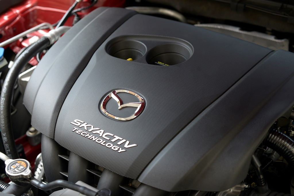 2014 Mazda3 Engine