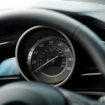 2014 Mazda3 Instrument Panel