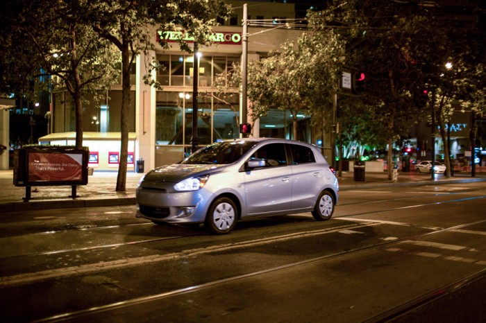Mitsubishi Mirage Sedan May Join Hatchback Version in North America