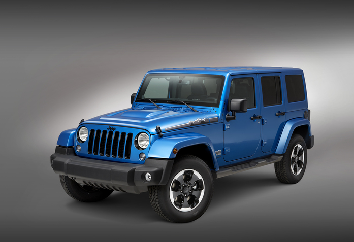 2014 jeep wrangler polar edition ad debuts during x games. Black Bedroom Furniture Sets. Home Design Ideas
