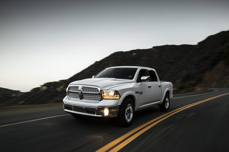 2014 RAM 1500 Overview