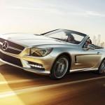 Mercedes-Benz SL-Class History
