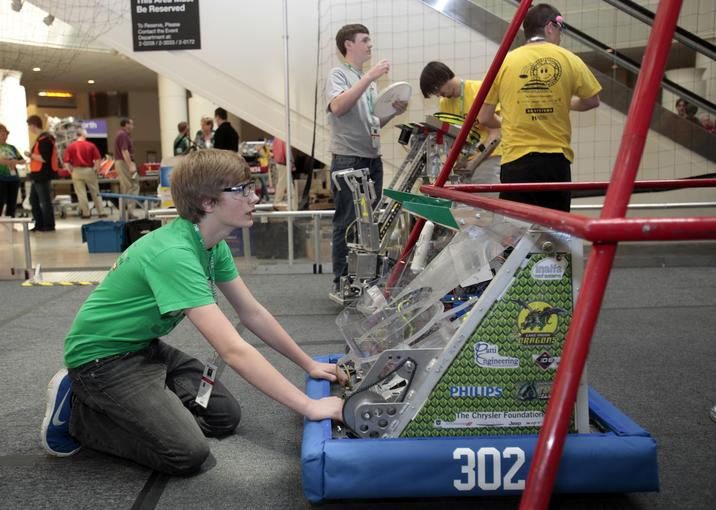 FIRST-robotics