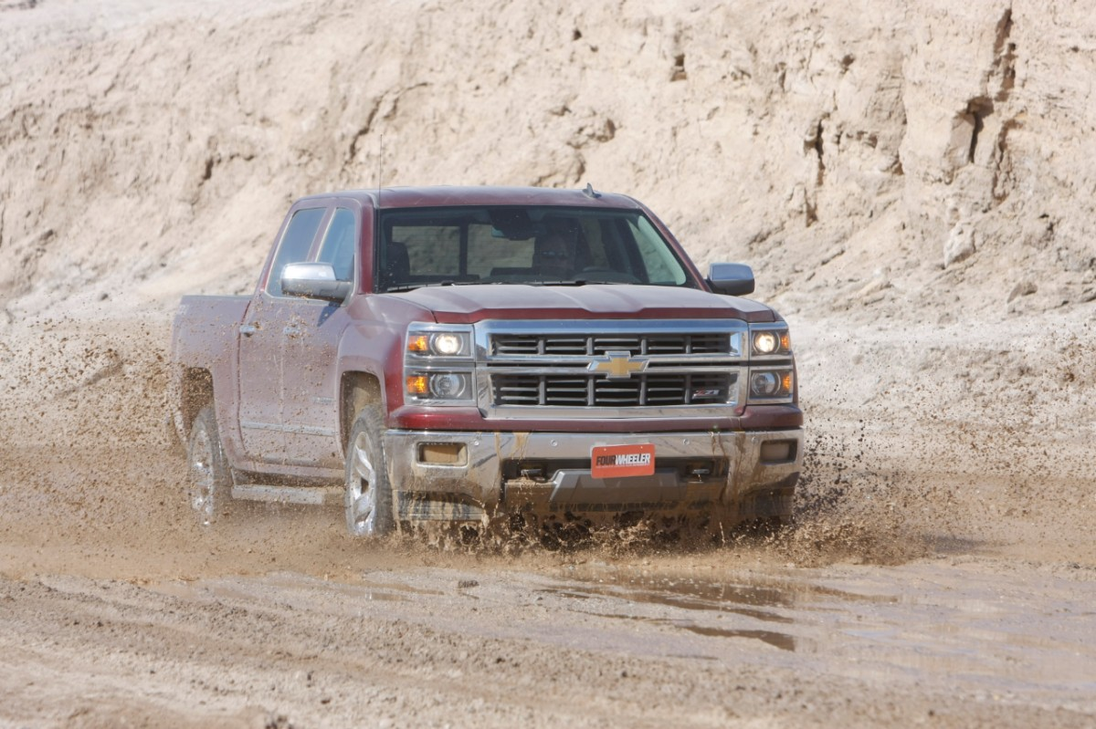 Four Wheeler magazine's 2014 Pickup Truck of the Year
