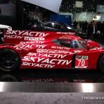 Mazda NAIAS display: