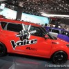 Kia NAIAS Display: Voice Soul