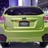 Subaru XV Crosstrek rear