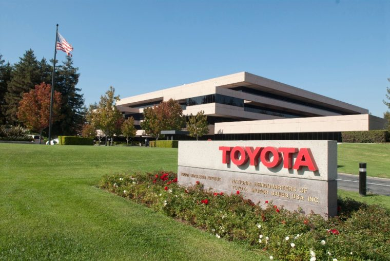 toyota to move to texas