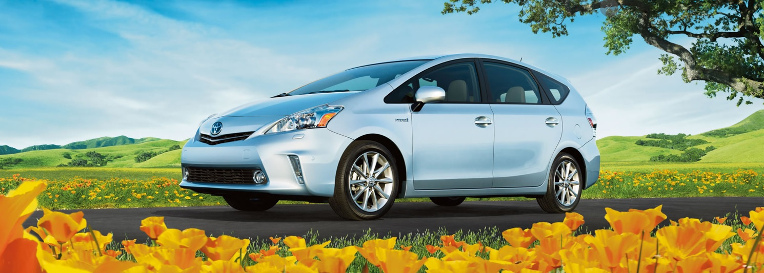 2014 Toyota Prius V Overview The News Wheel