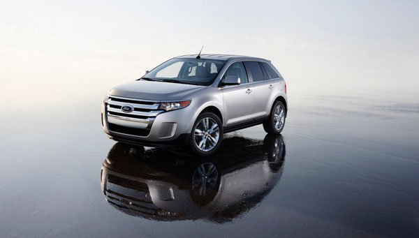 Ford Has Been Upgrading Older Models Including The Ford Edge To Run On Their