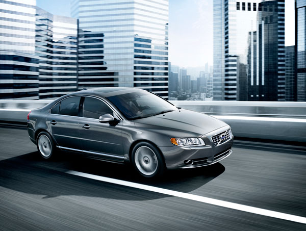The 2014 Volvo S80 earns the prestigious accolade of Top Safety Pick+ from the IIHS.