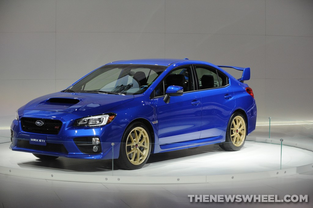 WRX STI | 2014 Road & Track Performance Car of the Year