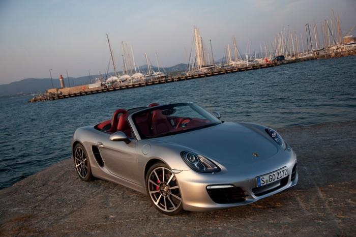 2014 Porsche Boxter Overview