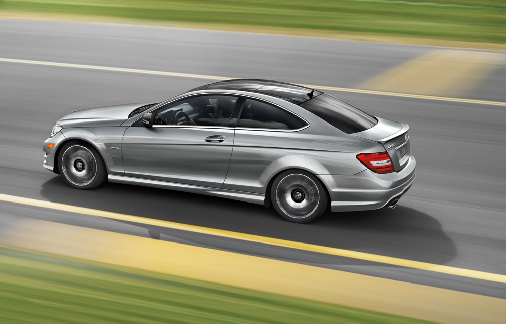 2014 mercedes benz c class overview the news wheel for Mercedes benz c class horsepower