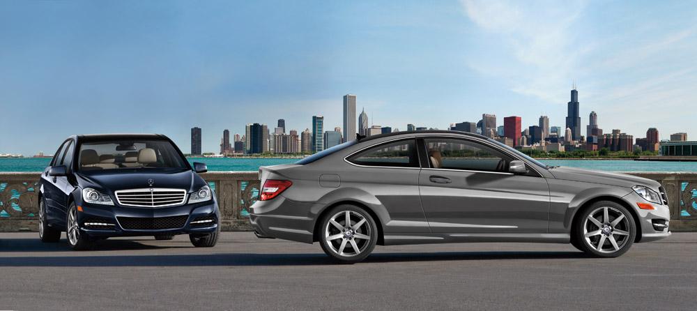2014 Mercedes-Benz C-Class Sedan Overview