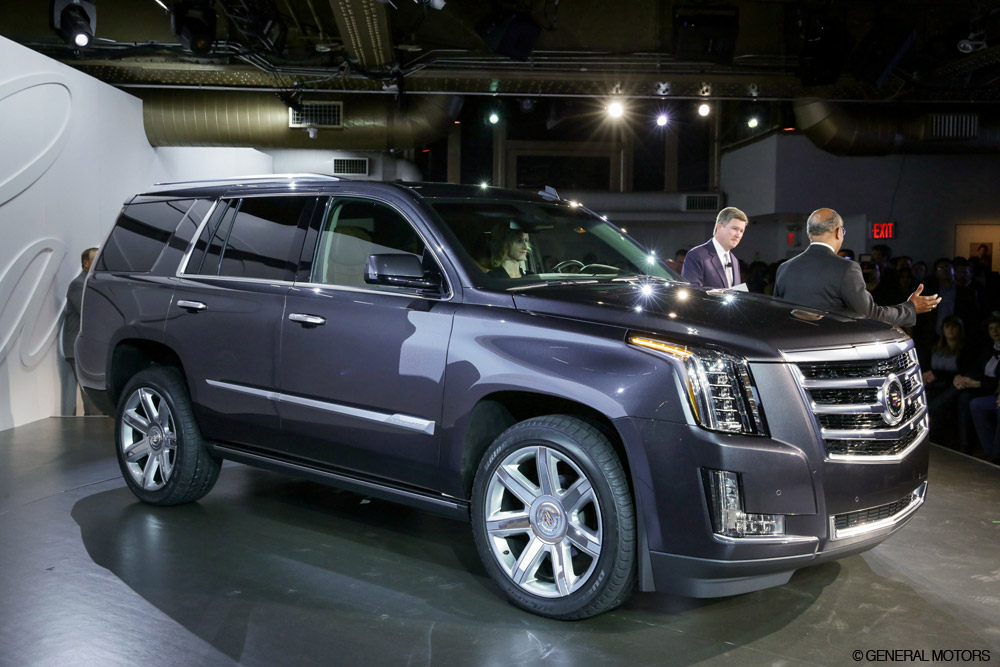 2015 Cadillac Escalade Mini Configurator Sheds Light On Upcoming Model The News Wheel