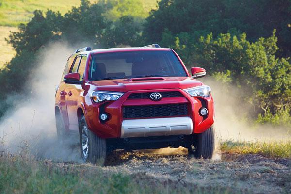 Toyota 4Runner History