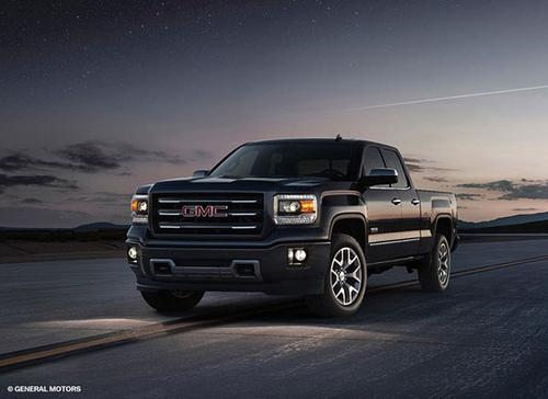 2014 GMC US Sales