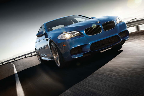 2014 BMW M5 Overview