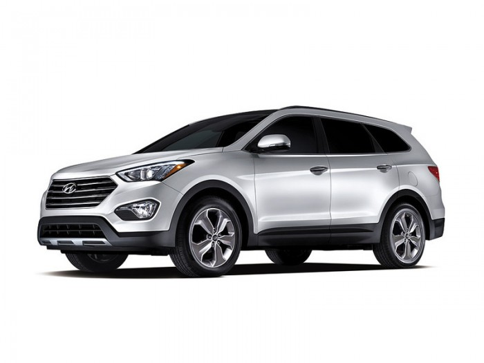 2014 Hyundai Santa Fe Best Large Utility Vehicle