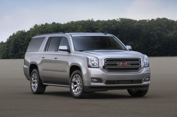 2013 GMC Yukon XL Overview