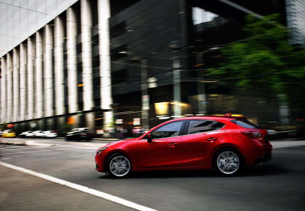 2014 Mazda MAZDA3 5-Door Overview