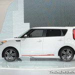 2014 Kia Soul: best back-to-school cars.