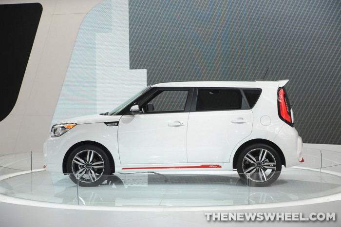 Kia Soul a Best New Car of 2014