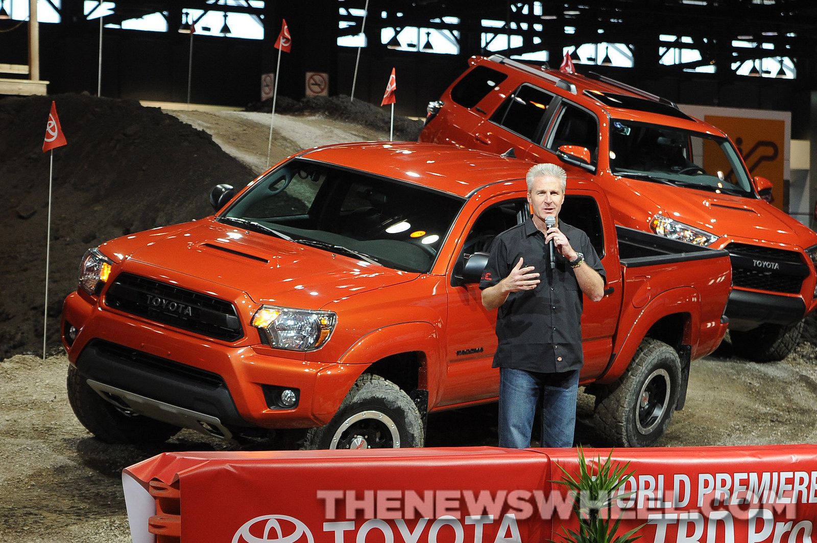 TRD Pro Series Trucks