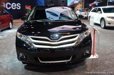 Toyota Venza History