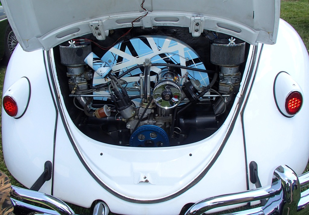 1960 Vw Beetle Engine The News Wheel