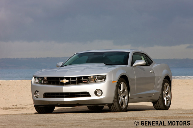 2011 Chevrolet Camaro LT - 10 Best Used Sports Cars
