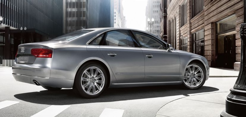 2014 audi a8 overview the news wheel. Black Bedroom Furniture Sets. Home Design Ideas