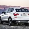 2014 BMW x3 Back