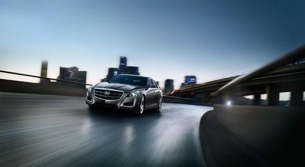 Cadillac CTS Sedan History