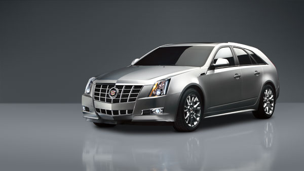 2014 Cadillac CTS-V Wagon Overview