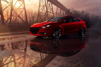 Dodge Dart - 2014 Connected Small Car of the Year