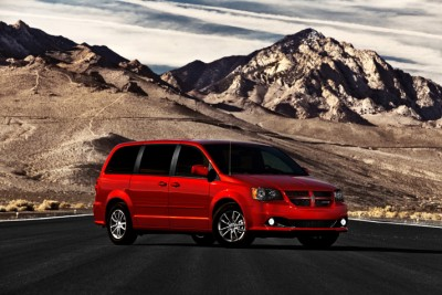 2014 Jeep Patriot and 2014 Dodge Grand Caravan